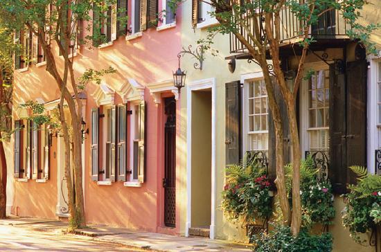 Honeymoon Idea: Charleston