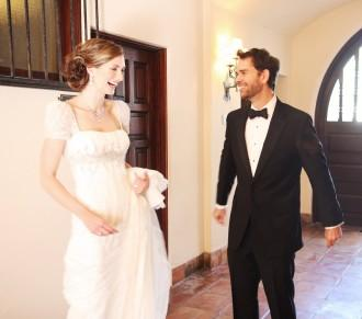best time to take wedding photos