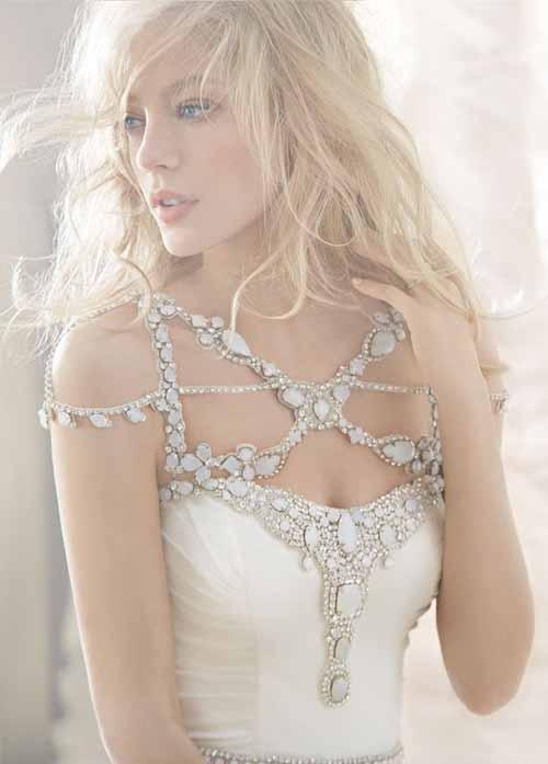 How much a hayley paige wedding dress will cost you for How much to clean and preserve a wedding dress