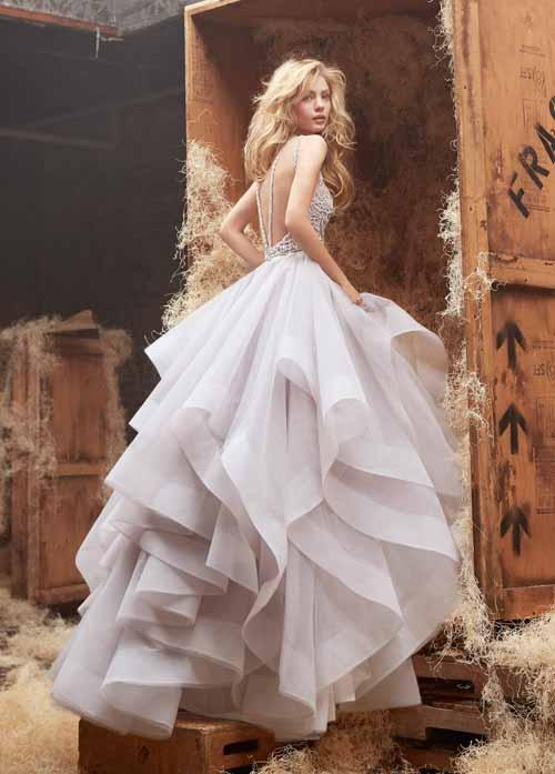 How much a hayley paige wedding dress will cost you hayley paige spring 2014 junglespirit Images