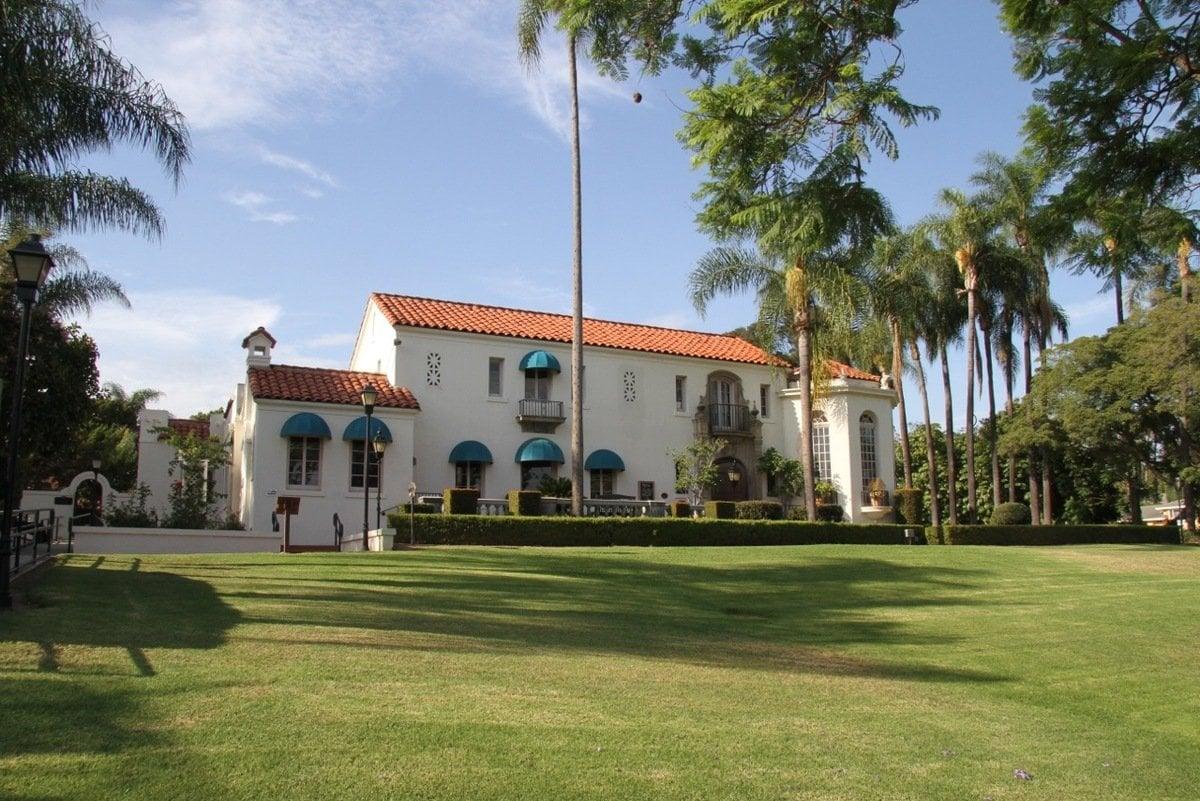 The Muckenthaler Mansion Wedding Venue