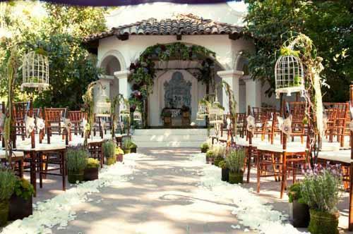 Rancho Las Lomas Wedding Venue
