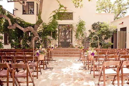 the villa san juan capistrano wedding venue