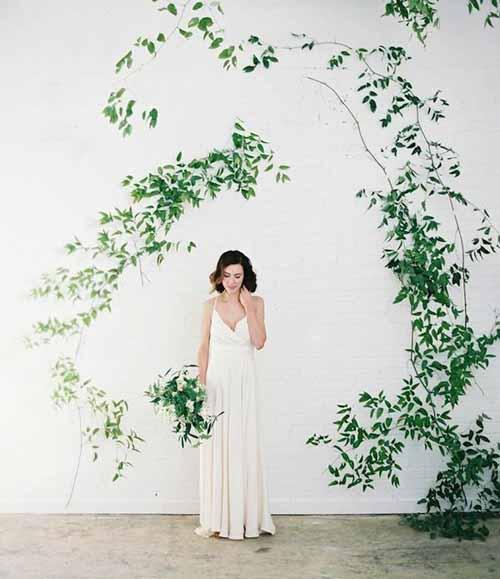 12 Fun And Creative Wedding Ceremony Backdrops