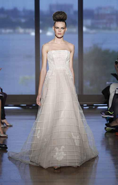 Arcadia dress from the Ines Di Santo Fall/Winter 2014 collection
