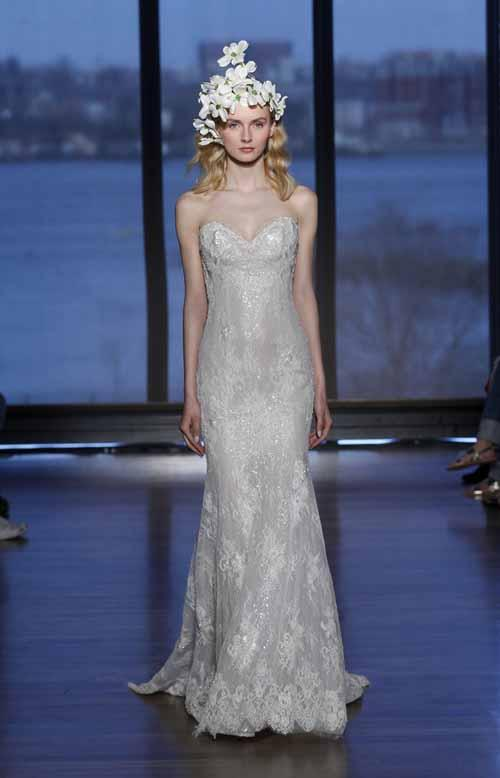 Audrina dress from the Ines Di Santo Spring/Summer 2015 collection