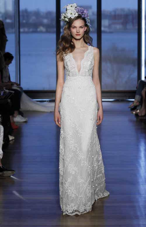 Lovette dress from the Ines Di Santo Spring/Summer 2015 collection
