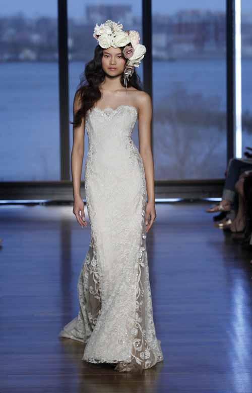 Samaly dress from the Ines Di Santo Spring/Summer 2015 collection