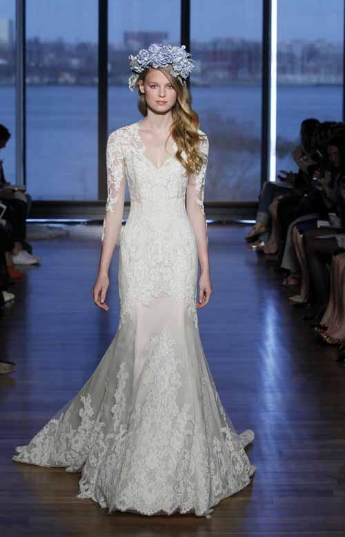 Silvine dress from the Ines Di Santo Spring/Summer 2015 collection