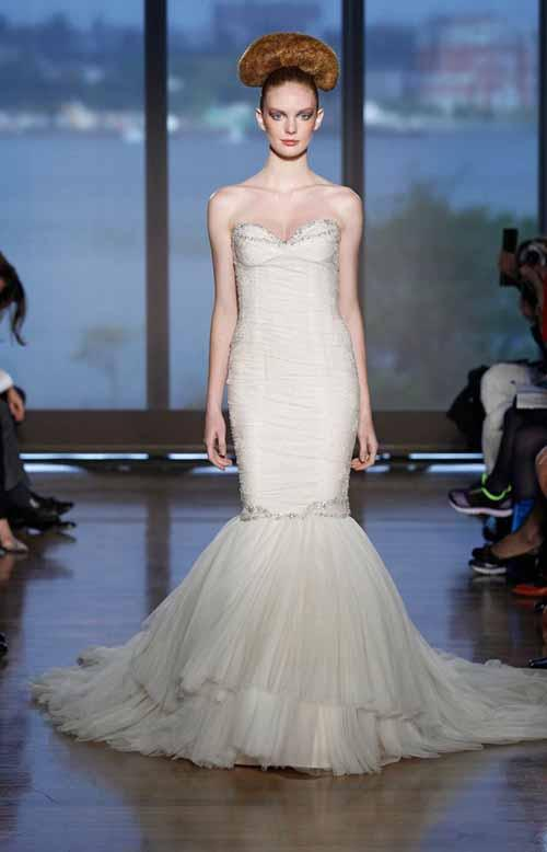 Theia dress from the Ines Di Santo Fall/Winter 2014 collection