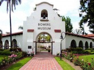bowers museum wedding