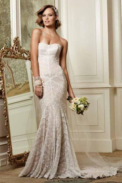 How Much a Watters Wedding Dress Will Cost You