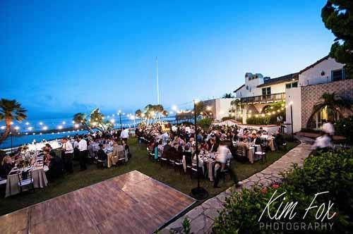 Malibu Wedding | Adamson House Wedding Venue