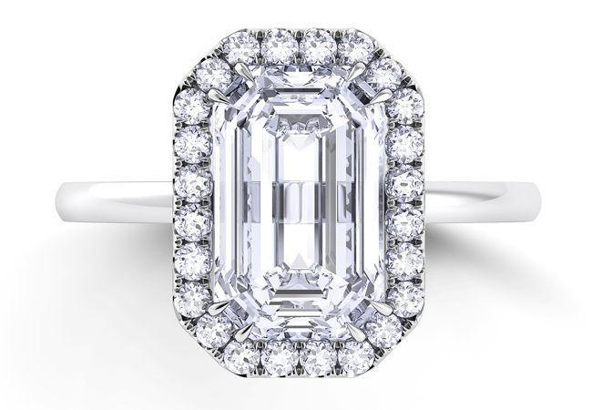 emerald-diamond-engagement
