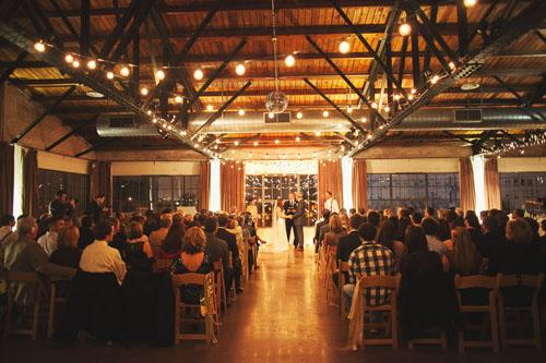 Hickory Street Annex Wedding Venue