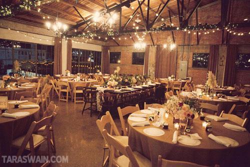 Hickory Street Annex Wedding Venue