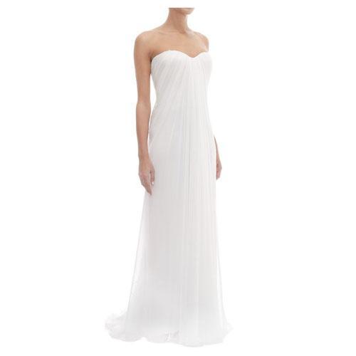Drape Bustier Gown, $3,440