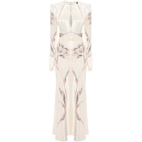 Wedding Dress Designer Sarah Burton For Alexander McQueen