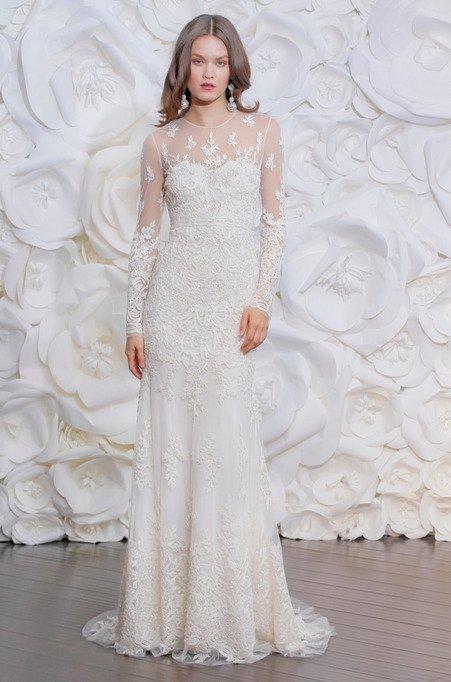 fall 2015 wedding dress collection