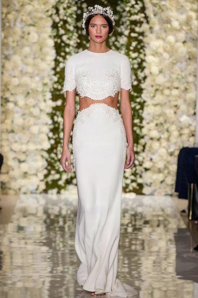 The Best Fall 2015 Wedding Dress Trends