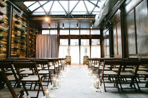 Wedding Venue Review The Brooklyn Winery In NY