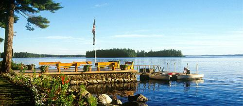 South Casco, ME: Migis Lodge