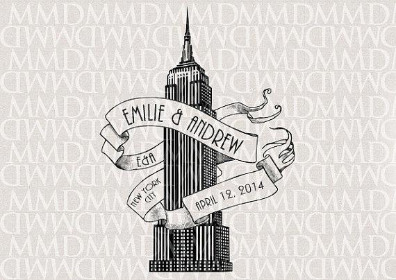 wedding-logo-new-york-etsy
