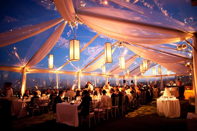 wedding-tent-cost-chandeliers & How Much Do Wedding Tents Cost? | Woman Getting Married