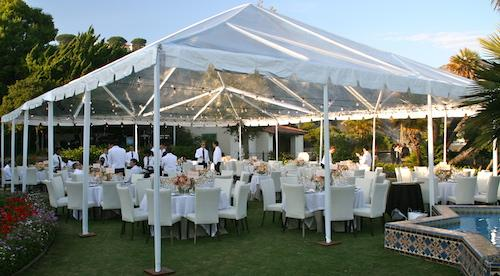 wedding-tent-cost-frame & How Much Do Wedding Tents Cost? | Woman Getting Married