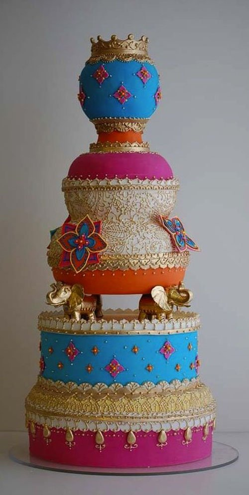 Amazing Cake Designs Easy : 12 Amazing Wedding Cake Designs Woman Getting Married