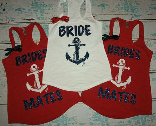 Beach Wedding Bridesmaid Gifts: 21 Fun And Easy Beach Wedding Ideas