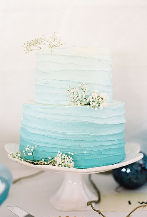 21 fun and easy beach wedding ideas beach cake junglespirit Gallery