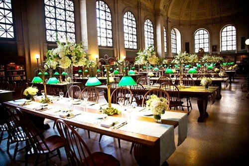 Boston, MA: The Boston Public Library