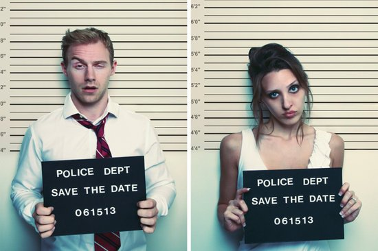 13 Funny Save the Dates | Woman Getting Married