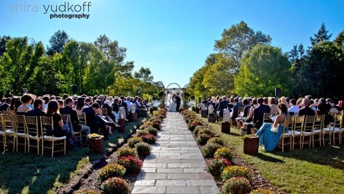 horticulture center wedding venue