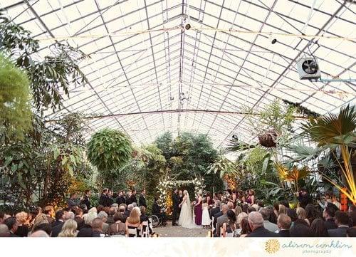 Wedding Venue The Horticulture Center