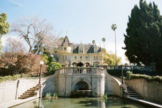 The best wedding venues Garden wedding venues los angeles
