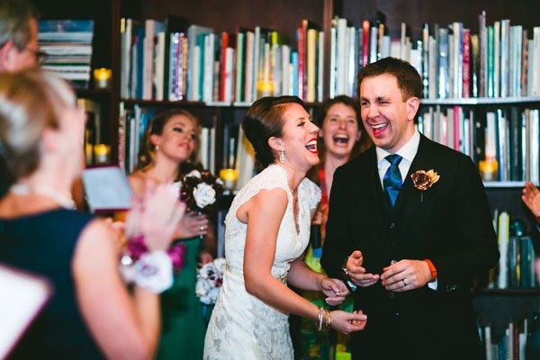 housing works bookstore wedding