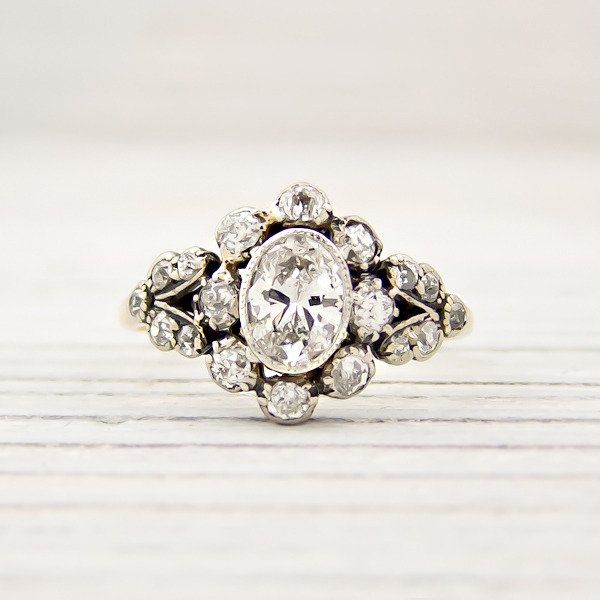 Vintage Engagement Rings What S Your Style Woman Getting Married