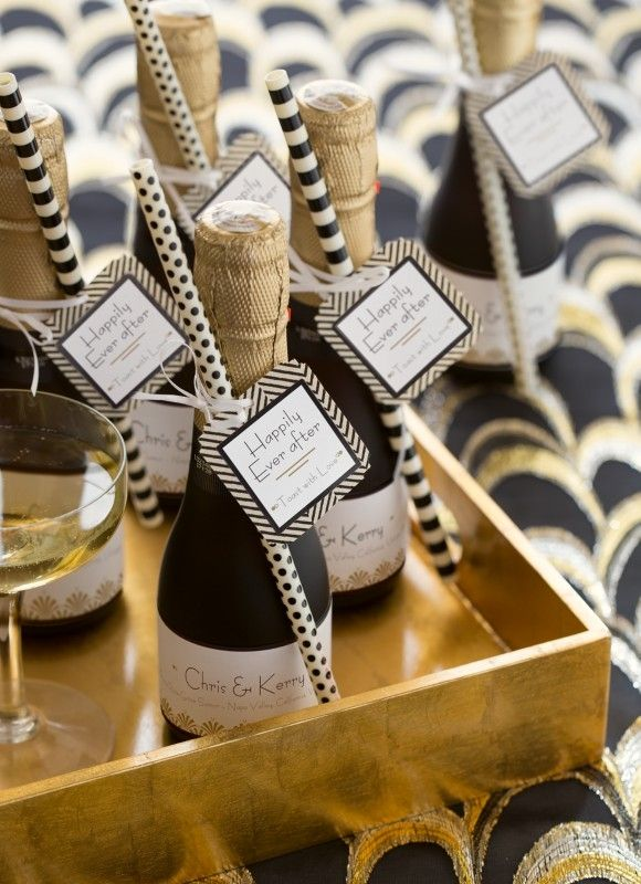 Guests will love these fun and festive wedding favors