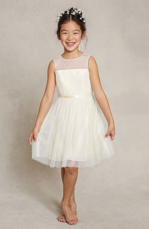 14 Adorable Flower Girl Dresses