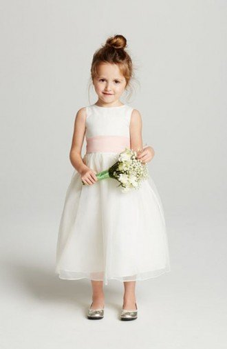 These Are the Cutest Flower Girl Dresses