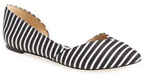 Sole Society 'Danielle' Pointy Toe Flat (Women) • $59.95–64.95