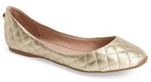 Steve Madden 'Kwiltt' Quilted Ballet Flat (Women) • $59.95