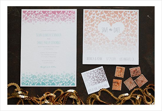 diy wedding invitations: our favorite free templates, Wedding invitations
