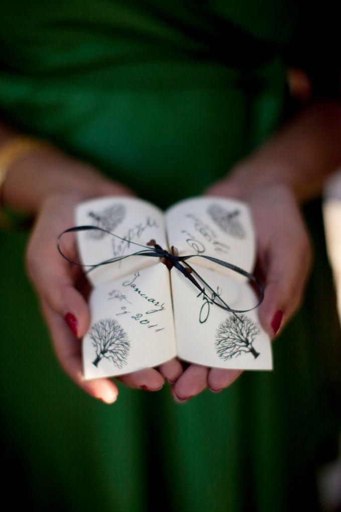 Cootie Catcher Wedding Programs by AlchemyHourDesigns, $50 for PDF