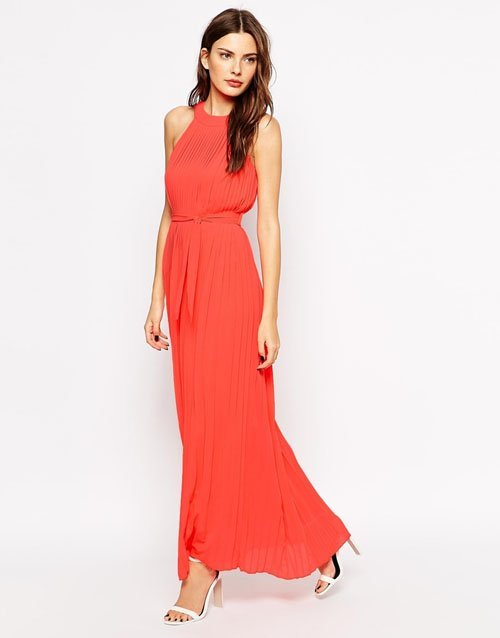 9 Coral Bridesmaid Dresses for Every Wedding Style | Woman Getting ...