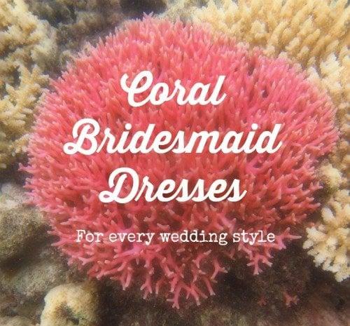 best-coral-bridesmaid-dresses
