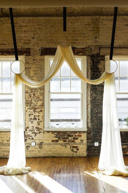 indoor wedding arches. best-wedding-arch-8 indoor wedding arches