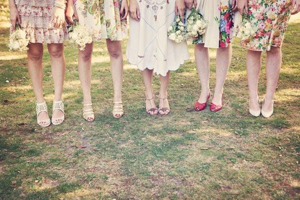floral-dresses-wedding